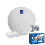 Комплект для приёма услуг спутникового интернета со спутника связи «Ямал-601» + Wi-Fi роутер Триколора